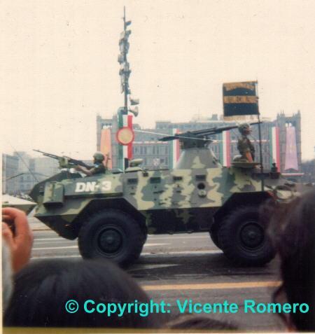 Ejército Mexicano Mxa-11