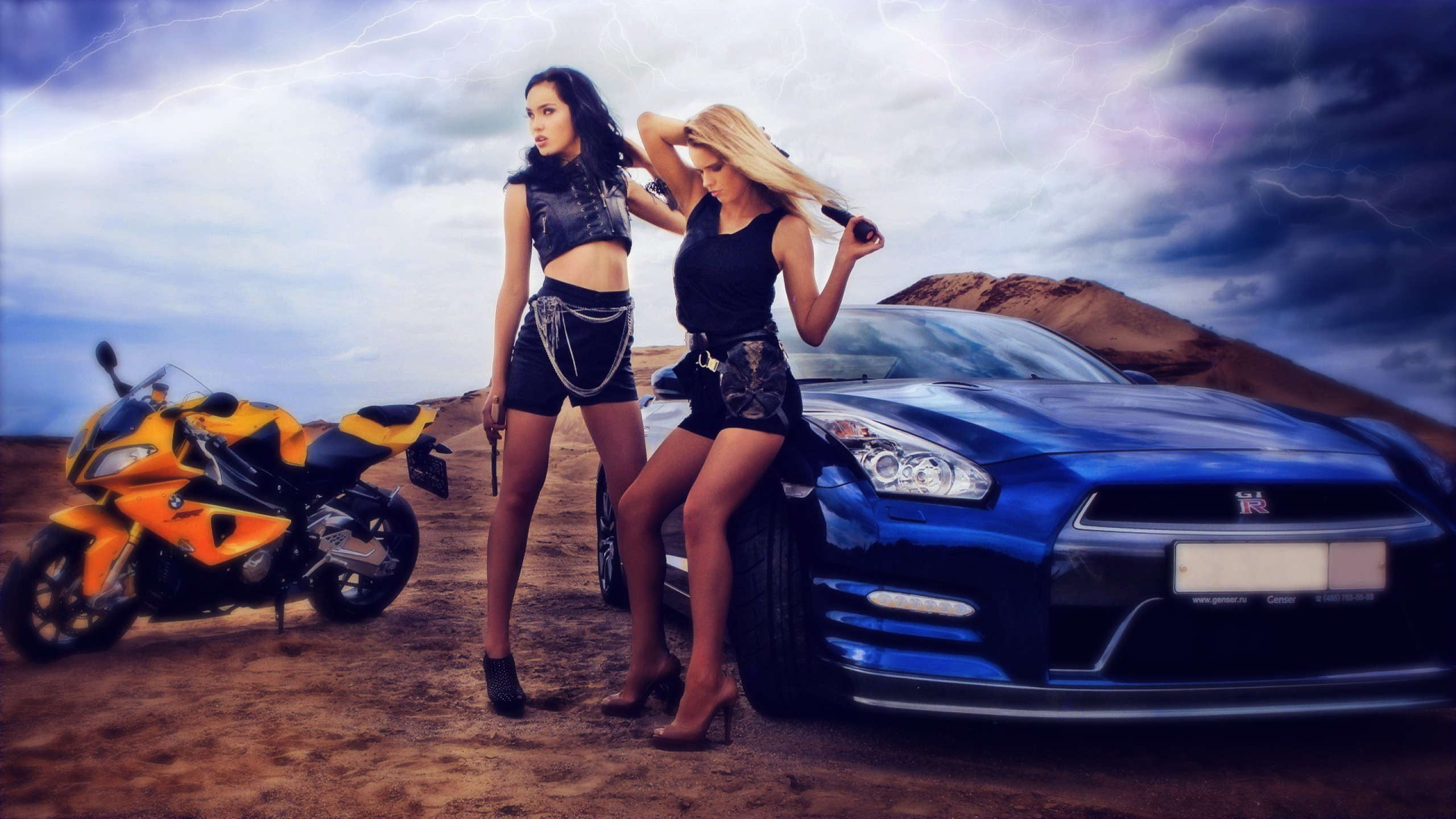 Lepotice i Zveri - Page 5 Sexy-Cars-and-Girls-Wallpaper-and-Pictures-23