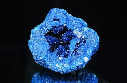 Kristali - drago i poludrago kamenje Azurit
