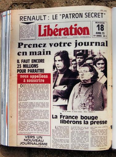 Presse & journalistes LibeB