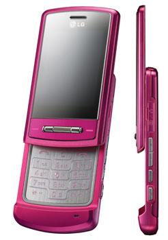 Votre téléphone portable LG-SHINE-PINK-2