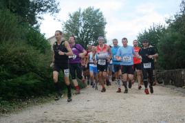 Le trail du Verdus - Thézac - 20-10-2013 Img_0122