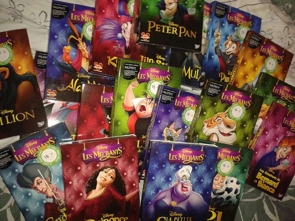 [Rééditions DVD] La Collection des Méchants Disney - Page 2 20140528_180001