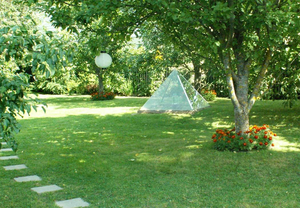 Вода. Pyramid