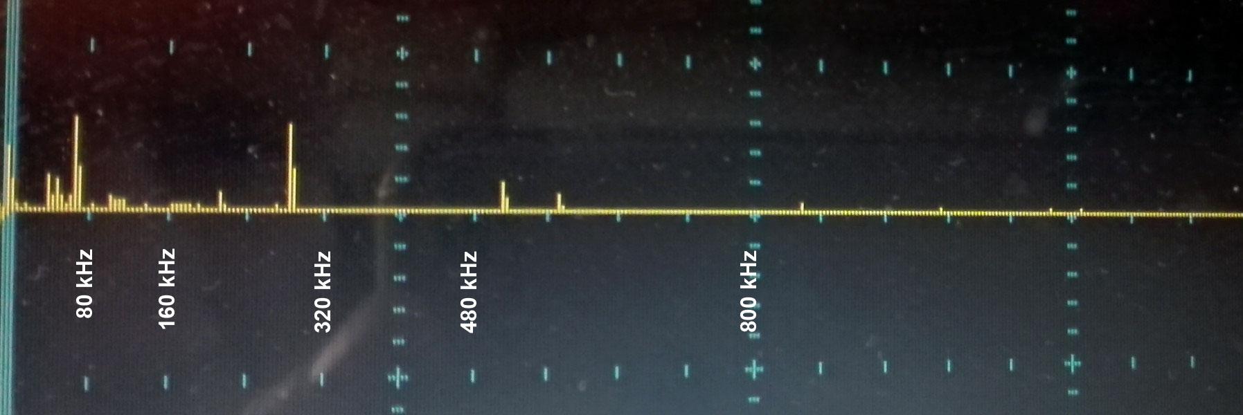 ЧАСТОТЫ - Воздействие S-3