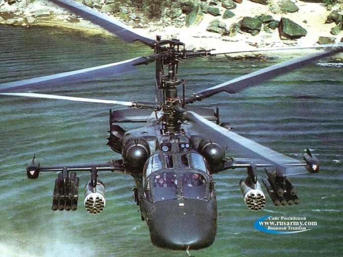 Hélicoptères de combats Ka-52%20001