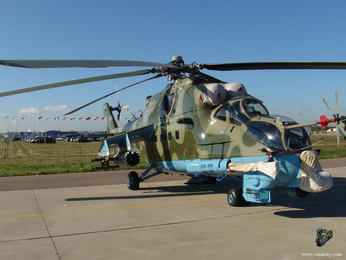 Poderio Militar Ruso (actualizado 2010). - Página 2 Mi24