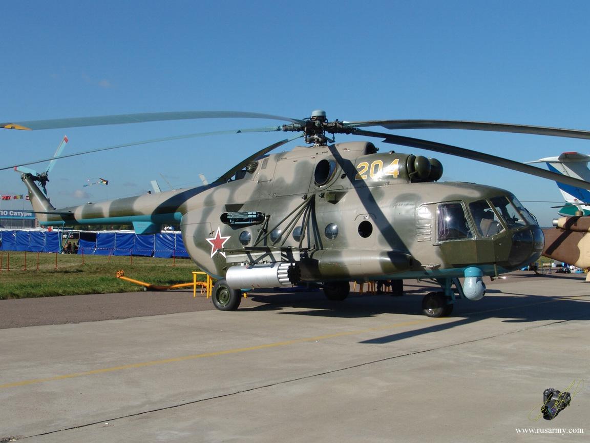 Poderio Militar Ruso (actualizado 2010). - Página 2 Mi8