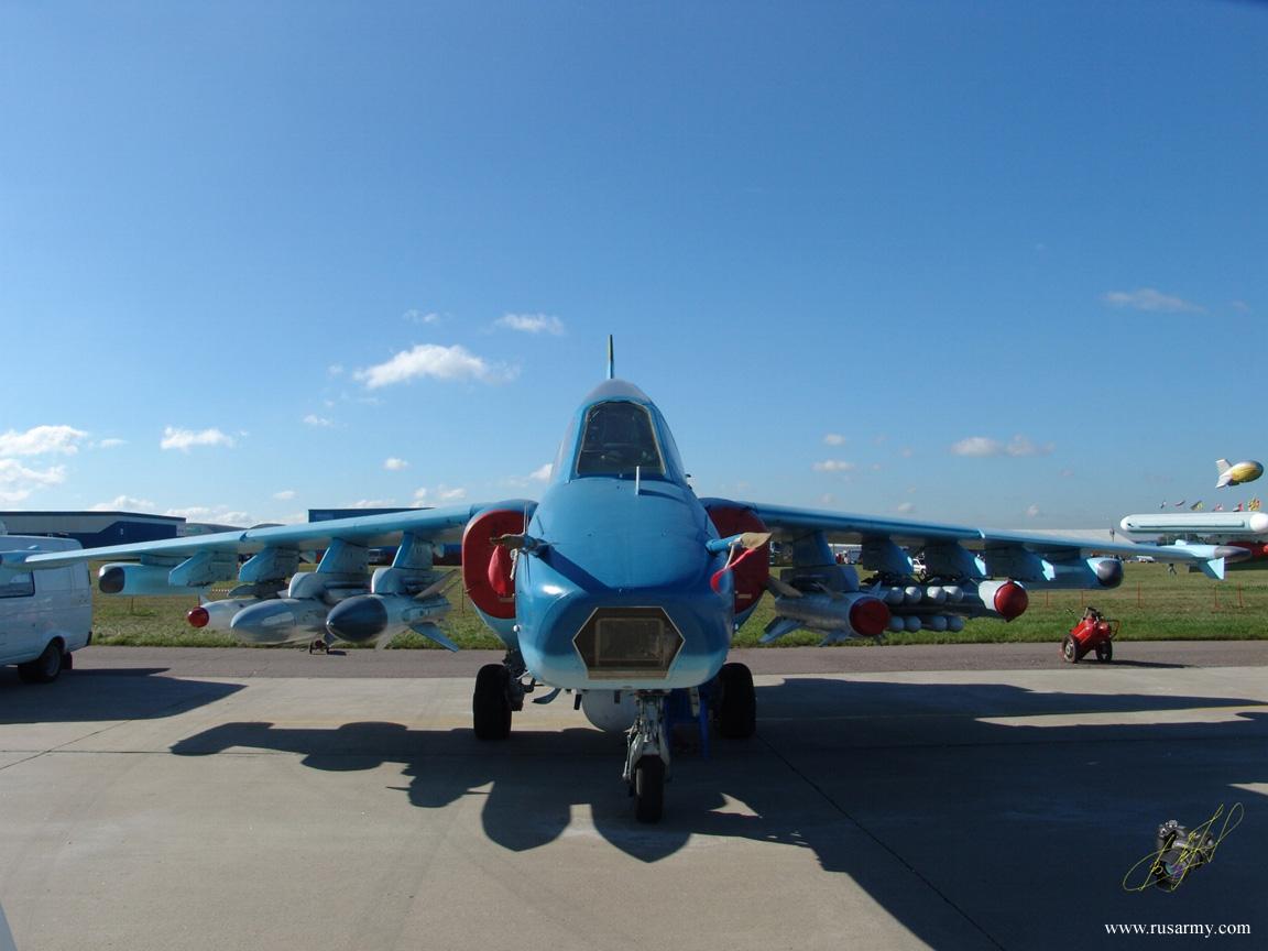 """طائرة الاقتحام """"سو- 39""""  Su39"""