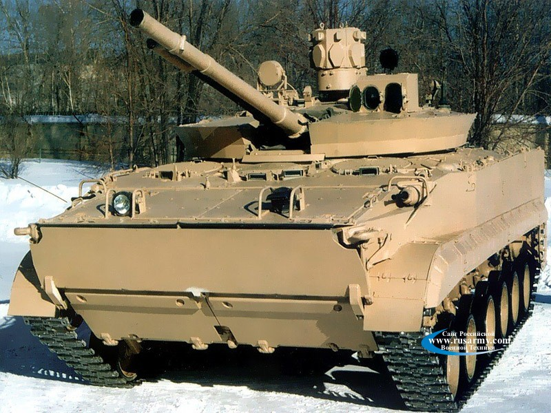 المغرب صيحصل رسميا على الابرامز M1A1 SA(special Armor) ,حصري  - صفحة 4 Bmp_bmp-3_800%20001
