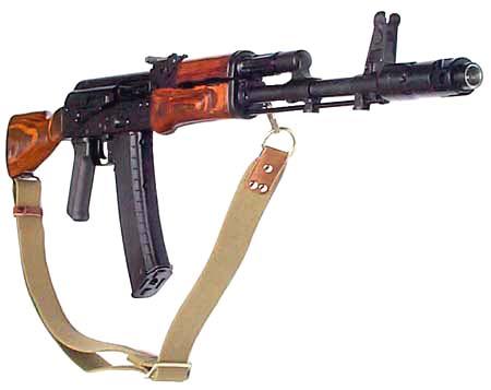 M16 Vs AK47 Ak74_wood