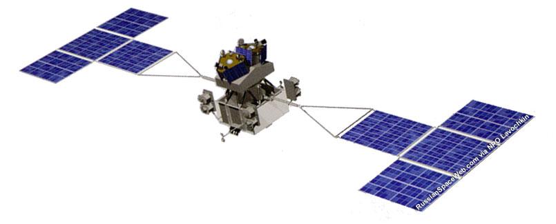 Moteurs ioniques: les russes s'y remettent pour nettoyer l'orbite géostationnaire Dvina_1
