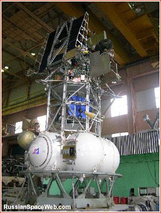 Fobos-Grunt - mission russe sur l'étude de Phobos - Page 5 Fg_vib_test_1