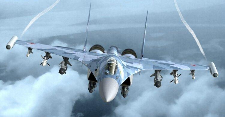 ماهو موقف القوات الجوية المصرية حال الجمع بين السو 35 والرافال ؟؟ Su-35-ryskt_flygplan_russiaonline_se_ryssland