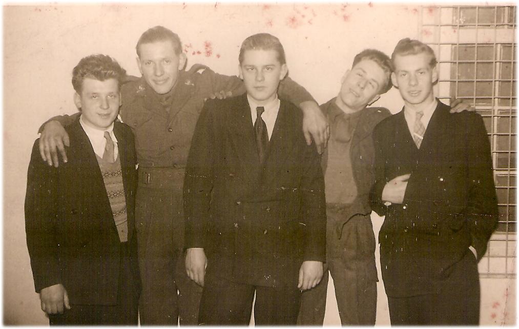 Friends of my Father Hans Joachim Biedermann Mit%20den%20Tommys