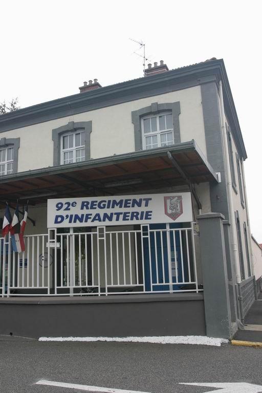 JPO 92 Régiment d'Infanterie, Clermont-Ferrand 92RI_30
