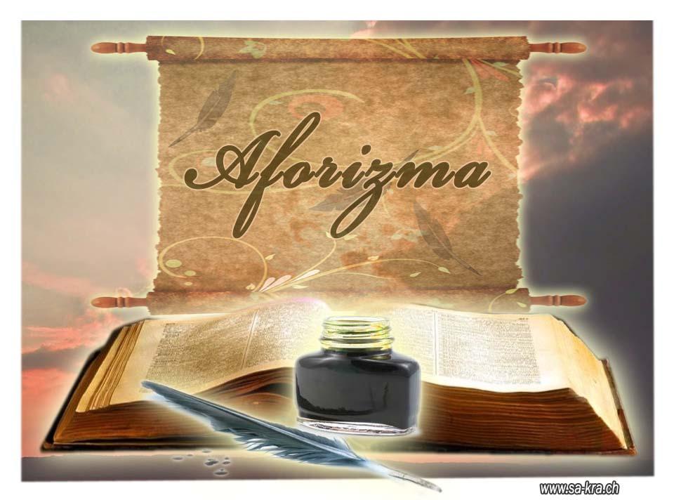 AFORIZMA PËR LIBRIN DHE LEXIMIN  Aforizmambilibrin