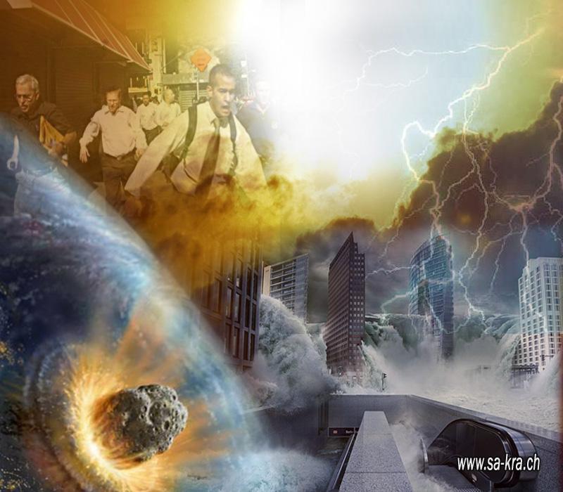 A JEMI NË PRAG TË APOKALIPSIT? Apokalipsi