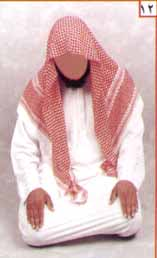 الشرح الفقهى المصور للصلاه 12