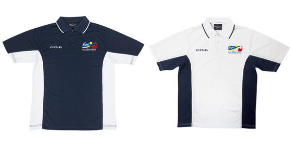 125th Bay Sheffield polo shirts - only 35 bucks! Shirts