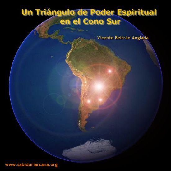 """mundo - El contactado Benjamín Solari Parravicini (el """"Nostradamus"""" argentino) Triang-cono-sur"""