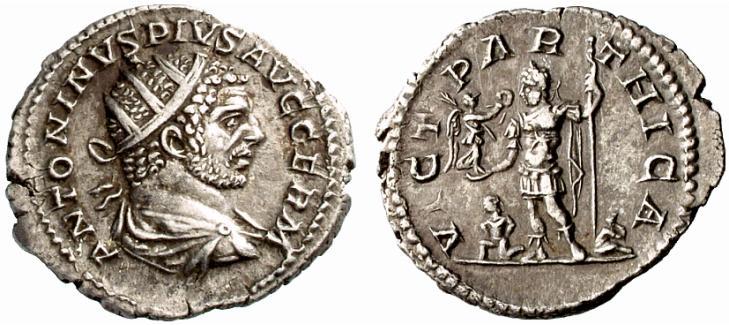 Antoninien Antoninien-caracalla