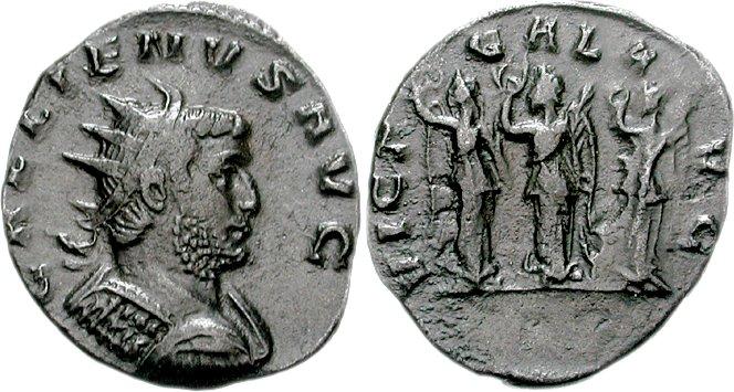 Antoninien Exempleantoninien