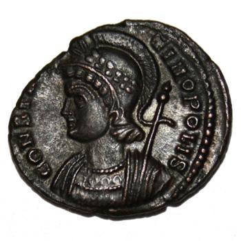 monnaies romaines Constantinopolis-a