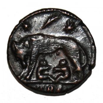 monnaies romaines Urbsroma-b