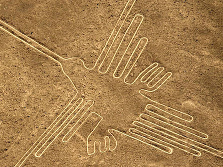 Flying Over The Nazca Lines And Geoglyphs Of Peru Peru-Nazca-lines-334px