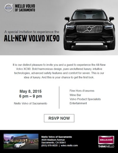 May 8, 2015: Meet the New XC90 at Niello Volvo Sacramento Niello%20XC90%20Intro%202015%20Invitation%20400w%20CELn6a0UIAI186c