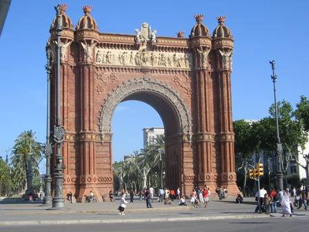 مدينة برشلونة الأسبانية  2a