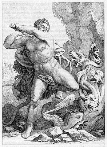 MYTHOLOGIE GRECO/ROMAINE Herakles