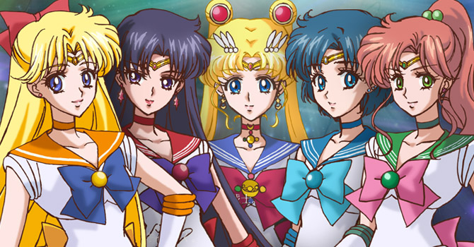 Galeria Sailor Moon Crystal Sailormooncrystalfeat