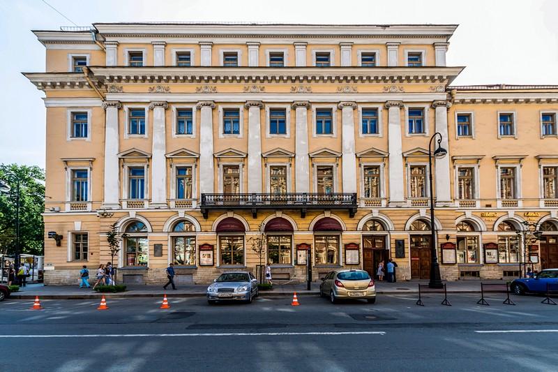 L'Orchestre philharmonique de Saint-Pétersbourg St-petersburg-philharmonic