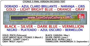 Da Vinci Myth Code 2003-2006 Cis3griegmini