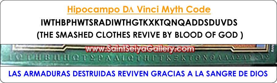 Da Vinci Myth Code 2007-2008 Codigobian