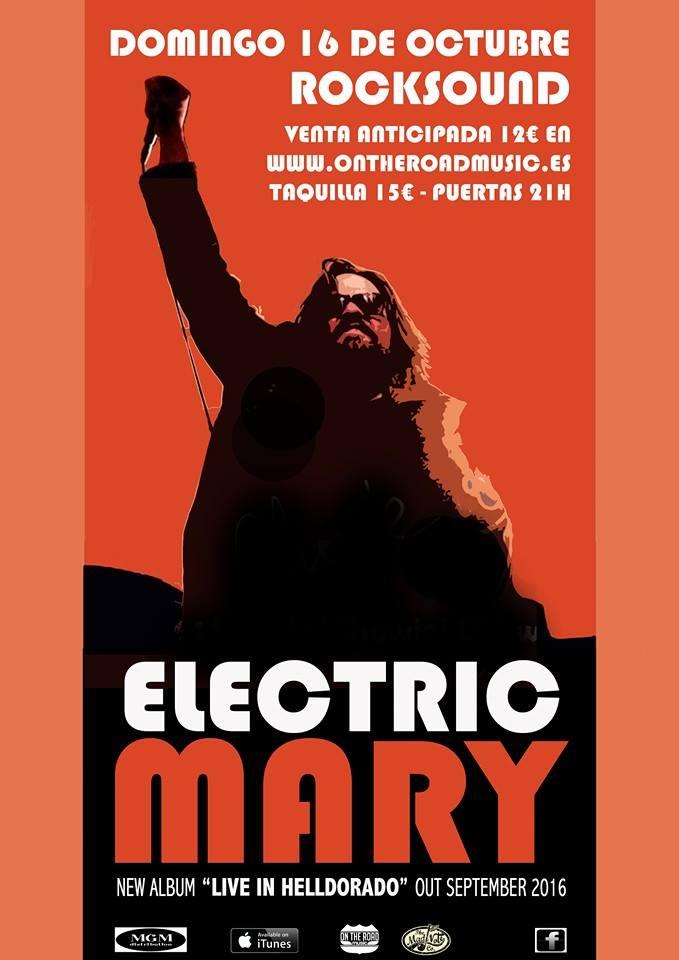 ELECTRIC MARY. Nueva disco 'Mother' y gira en noviembre! - Página 7 Electric