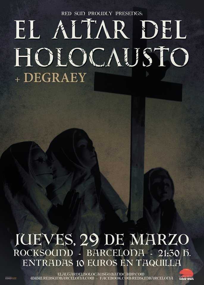 El Altar Del Holocausto: ¡¡¡✞ T R I N I DAD - Nuevo album el 19 de marzo ✞ !!!!! - Página 2 Altardelholocausto