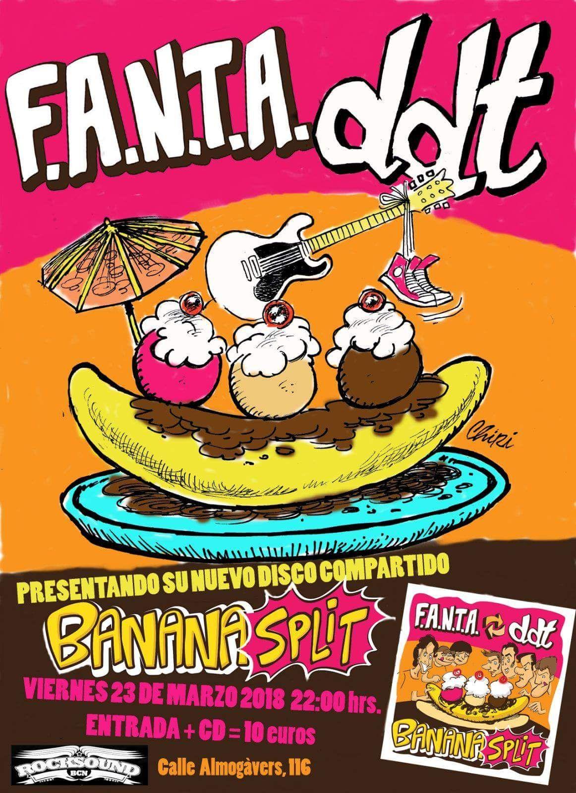 POP PUNK: el topic de los caramelos de fresa y nata - Página 8 Fanta