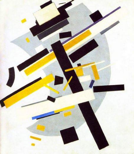 Disquisiciones sobre pintura, escultura, arte en general/¿Limpieza o restauración de las obras de arte? Kasimir-malevich-supremus-58
