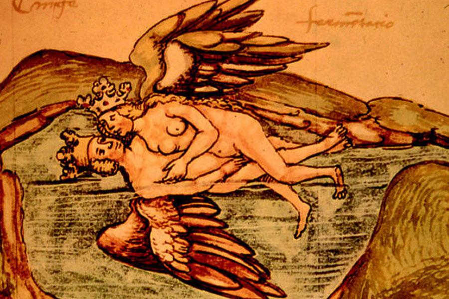 • La SEXUALIDAD que jamás nos habían explicado... El-misterio-del-aureo-florecer-samael-aun-weor