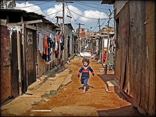 A l'Esperluette. Favela