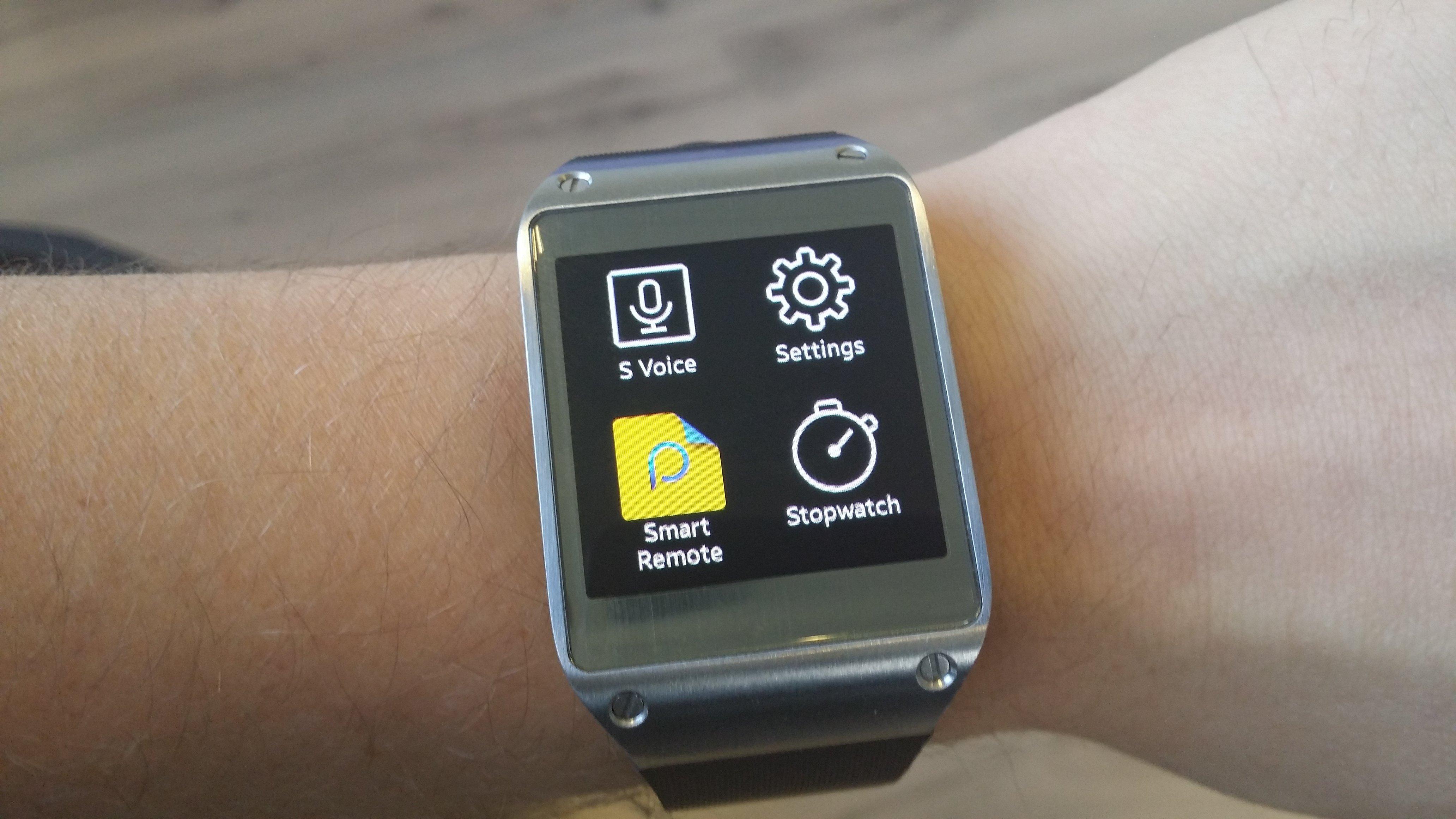 [SOFT][GEAR] : Smart Remote for Galaxy Gear : Télécommande universelle [GRATUIT] Gear-remote-2