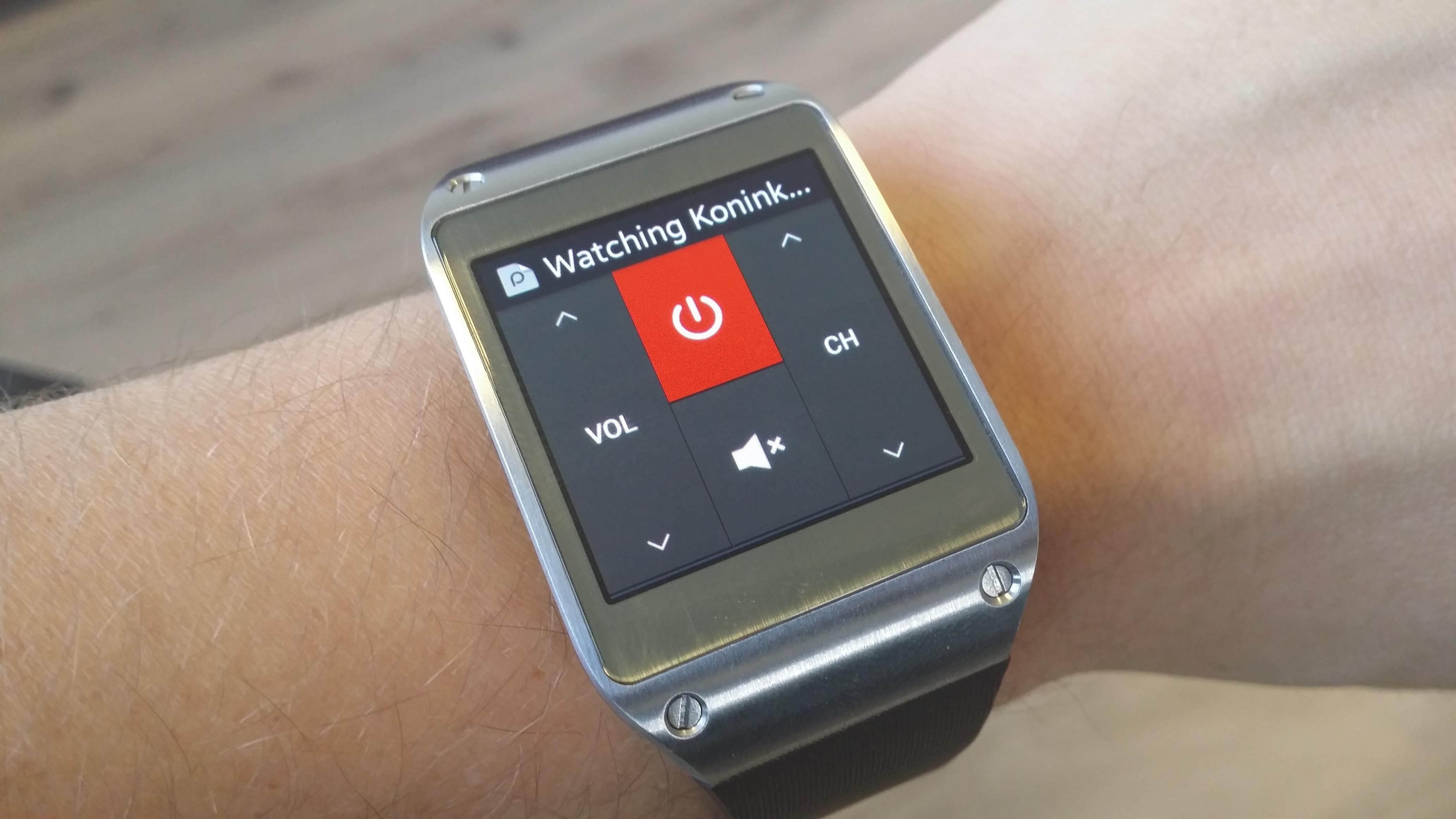 [SOFT][GEAR] : Smart Remote for Galaxy Gear : Télécommande universelle [GRATUIT] Gear-remote-5