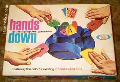 Jouets oubliés HandsDownBox