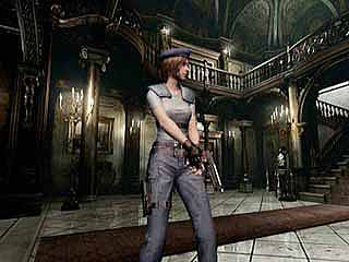 Mercenaries 3D Classic Edition - Pack de nuevos escenarios para The Mercenaries Residentevil12