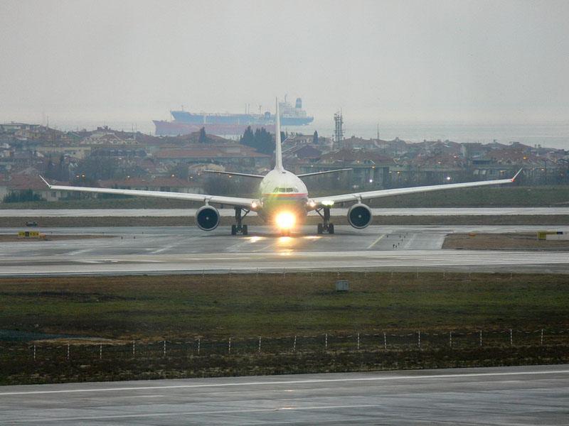 Yeşilköy Havaalanından Kareler Uçak sevenlere ;) P1050537_resize