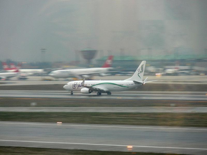 Yeşilköy Havaalanından Kareler Uçak sevenlere ;) P1050558_resize