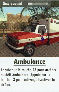 Suite d'image Ambulance